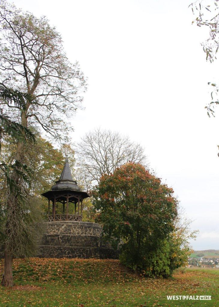 Schneckenturm beim Schillerhain in Kirchheimbolanden