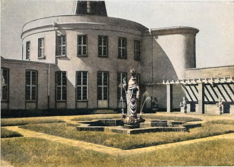 Weinhof auf dem ehemaligen Ausstellungsgelände