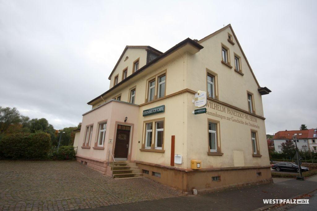 Steinbruchmuseum in Rammelsbach
