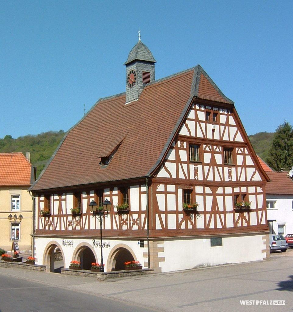 Altes Rathaus Alsenz