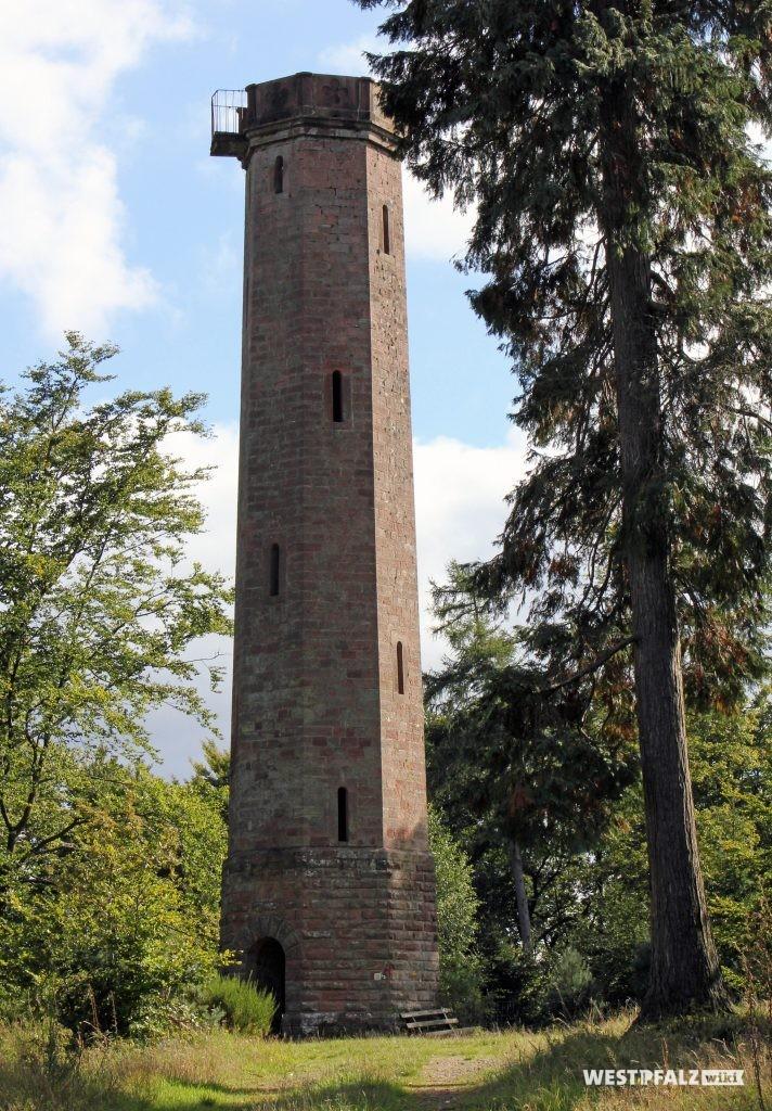 Ludwigsturm bei Johanniskreuz im Pfälzerwald