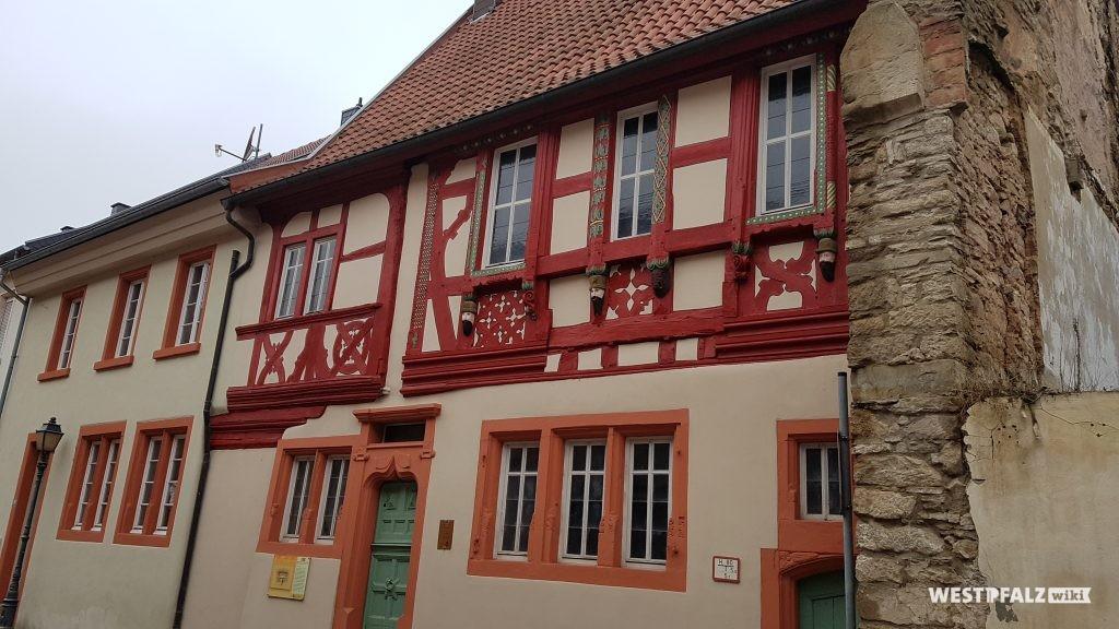 Schuck'sches Haus Gesamtansicht