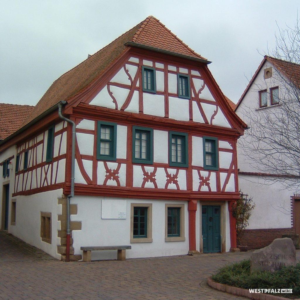 Pfälzisches Steinhauermuseum in Alsenz