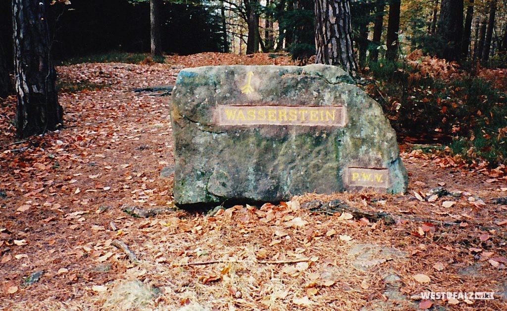 Ritterstein mit der Inschrift