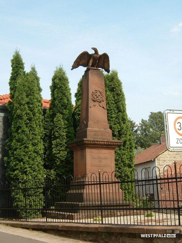 Kriegerdenkmal in Ramsen