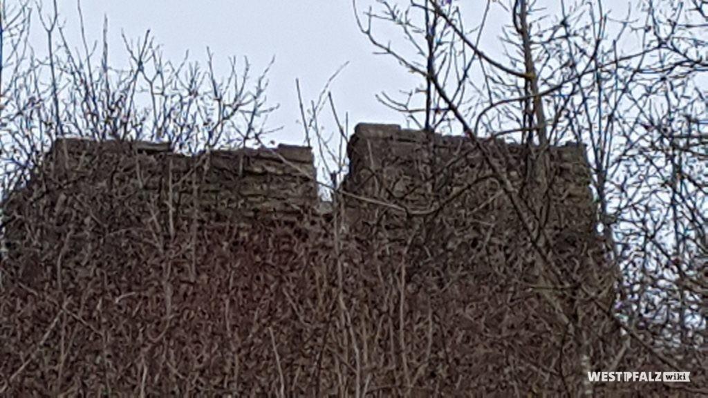 Burgruine Randeck, Mannweiler-Cölln