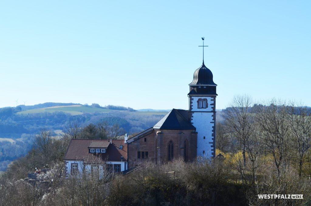 Blick von der Burg aus