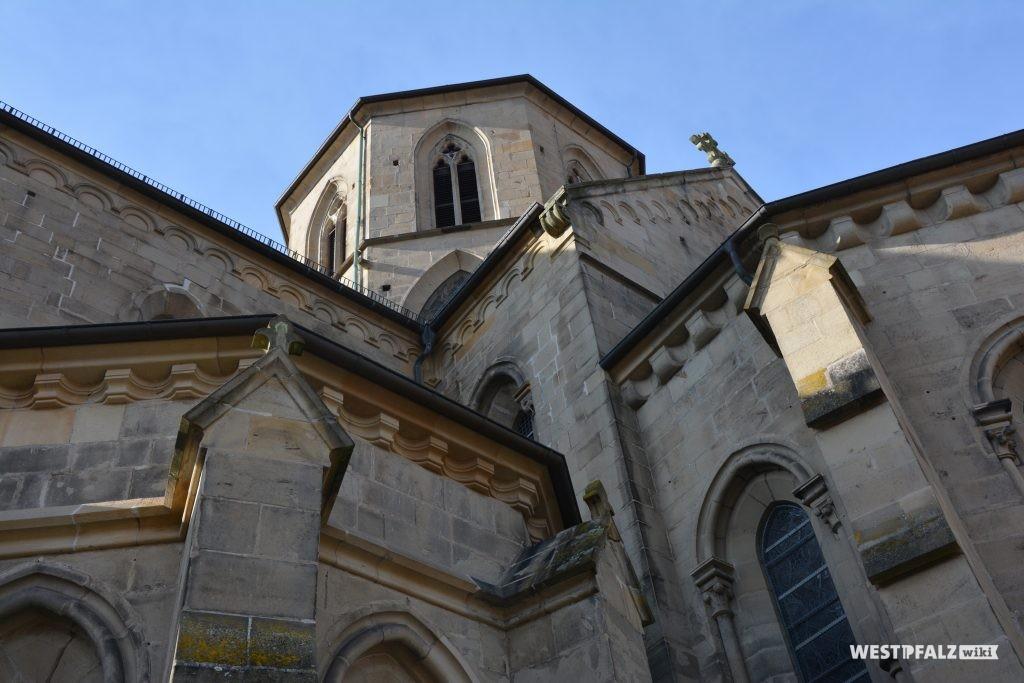 Evangelische Pfarrkirche in Offenbach am Glan