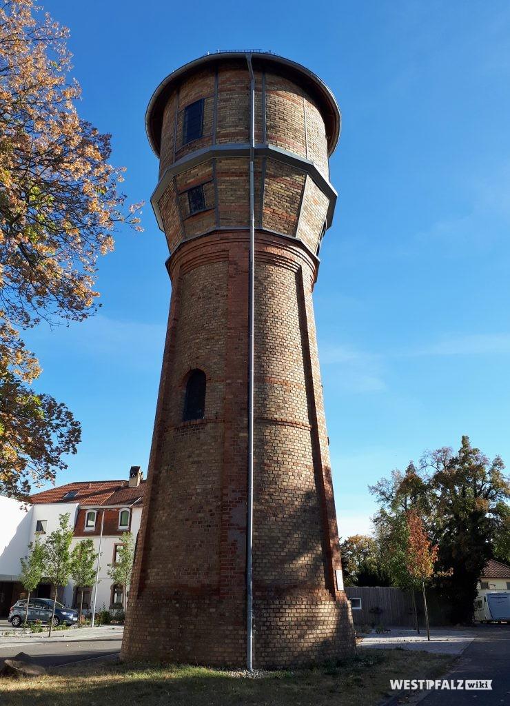 Wasserturm im Schillerhain in Kirchheimbolanden