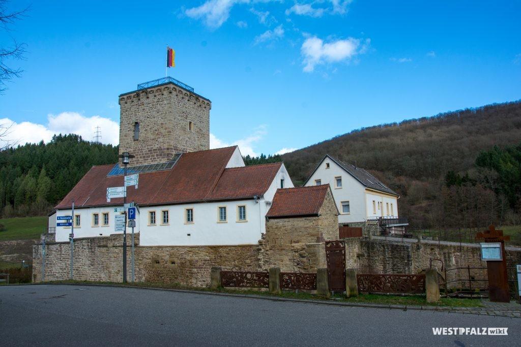 Wasserburg in Reipoltskirchen