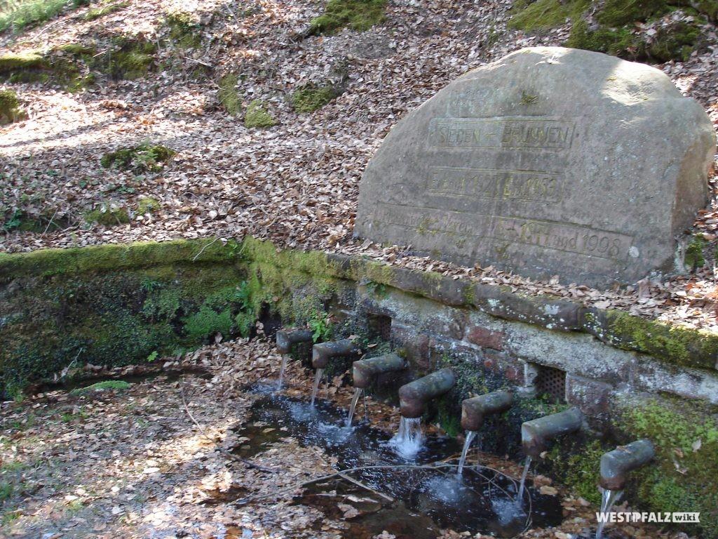 Ritterstein Nr. 188 mit sieben Röhren