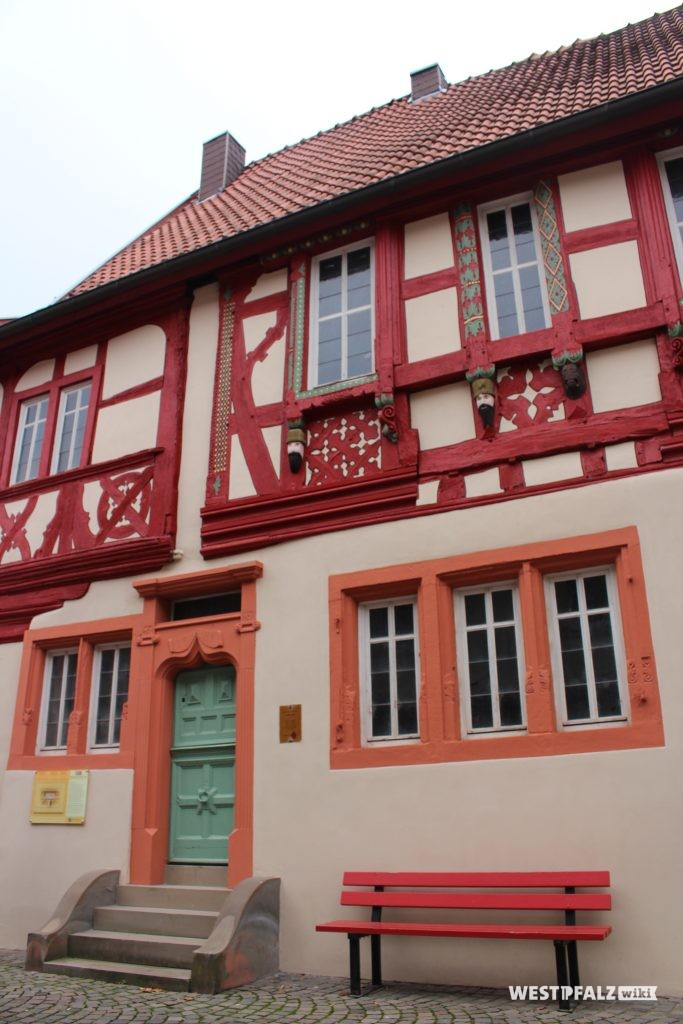 Schuck'sches Haus Obermoschel  - Gesamtansicht