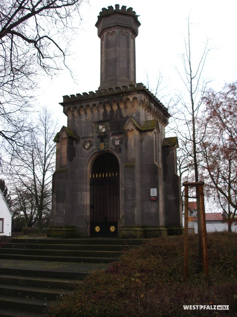 Königskreuzkapelle in Göllheim