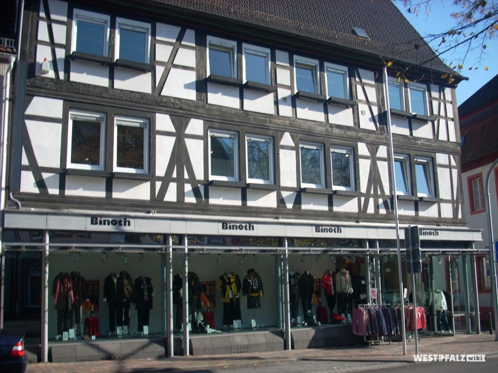 Haus Binoth in Otterberg