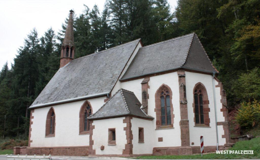Die St. Anna-Kapelle bei Niederschlettenbach