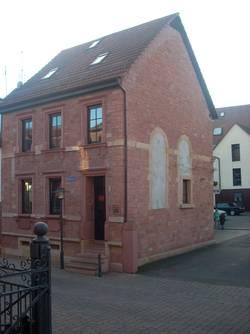 Ehemalige Synagoge in Otterberg