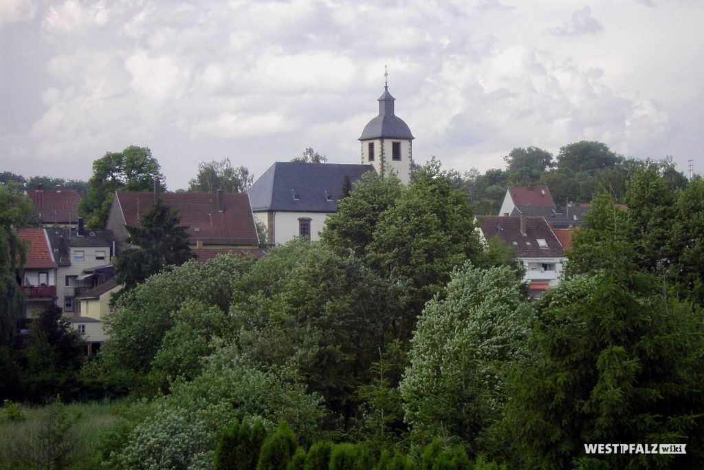 Martin Luther-Kirche in Contwig
