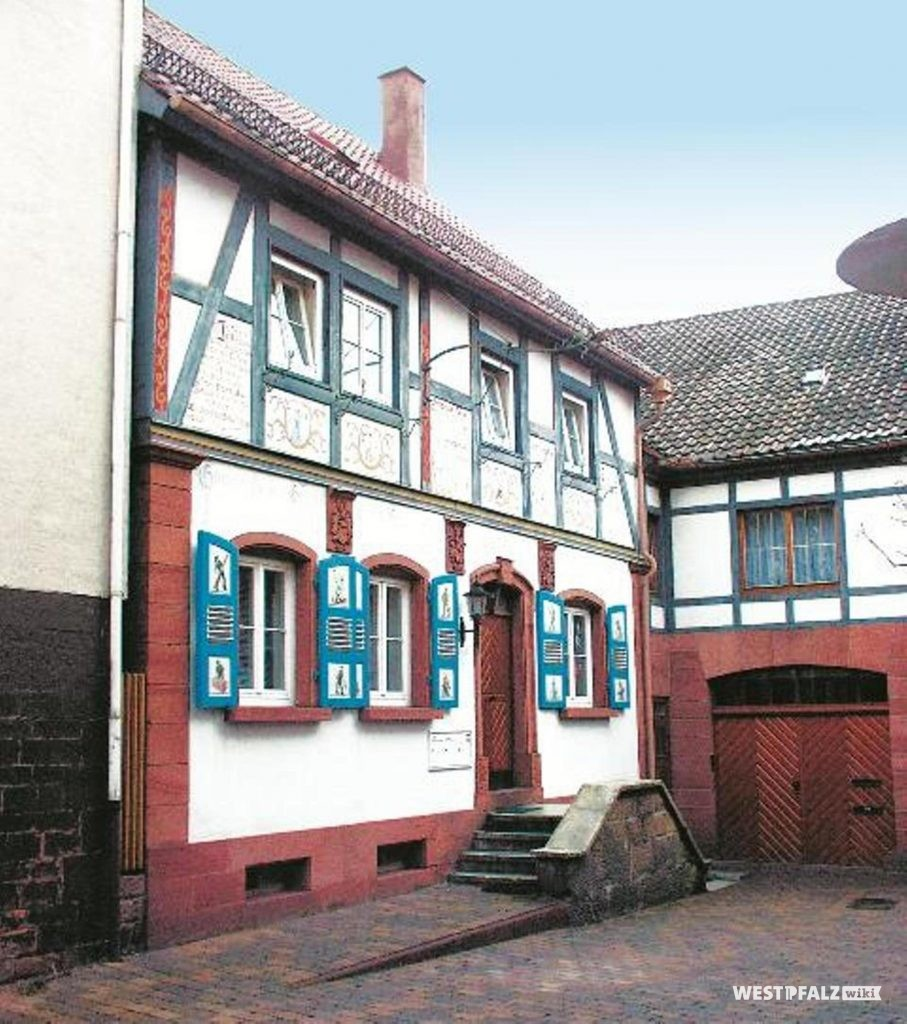 Haus Karch in Otterberg