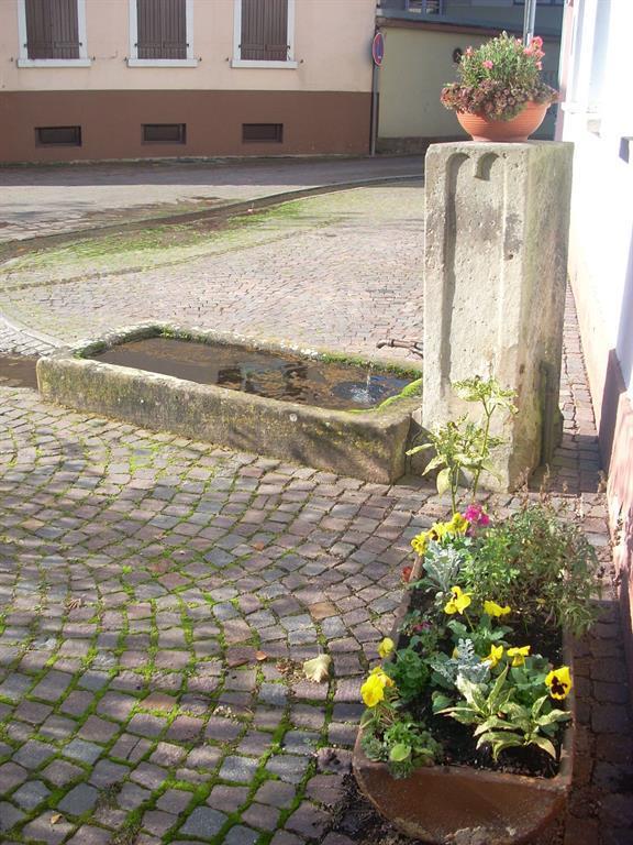 Erbsenbrunnen in Otterberg