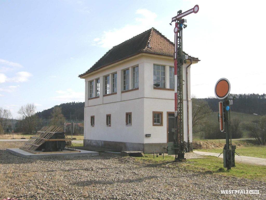 Stellwerk Museum in Otterbach