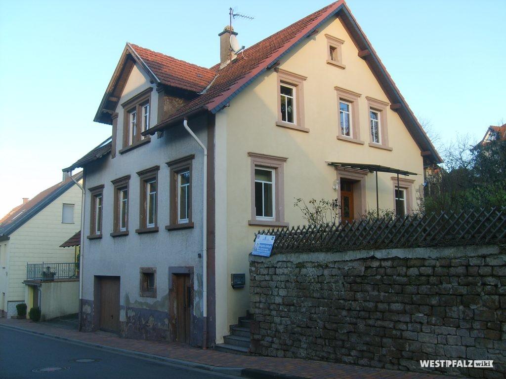 Ehemaliges Musikantenhaus des Kapellmeisters Otto Schwarz im Jahr 2013