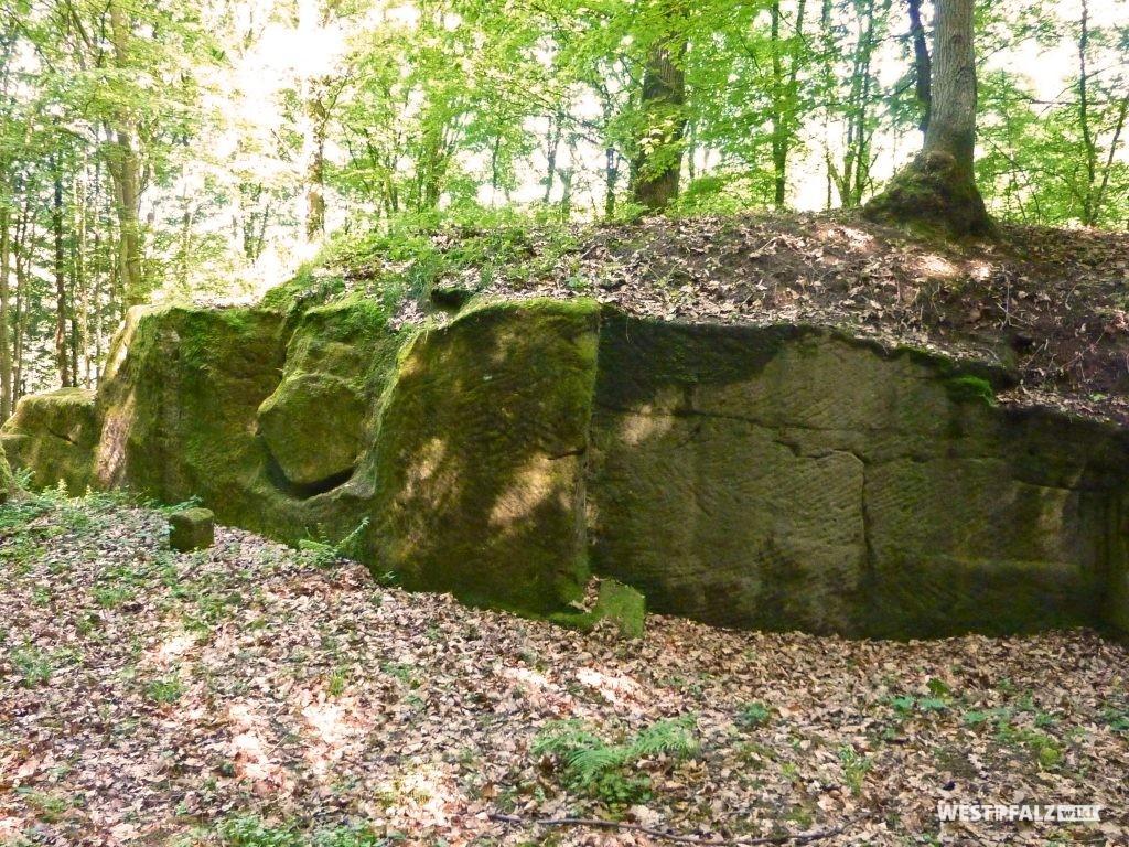 Teufelstein bei Frankelbach