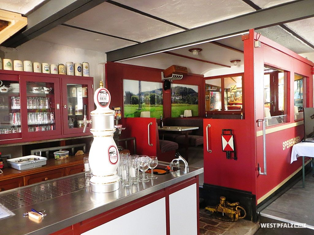 Bachbahn Brauerei in Erfenbach