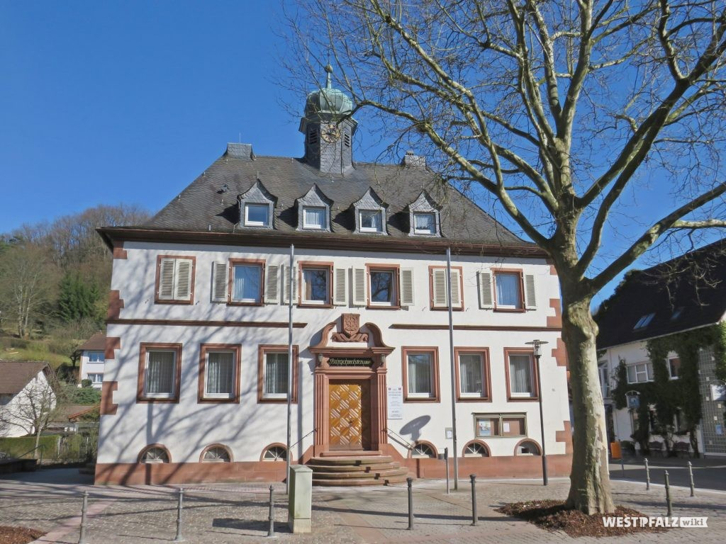 Rathaus in Erfenbach