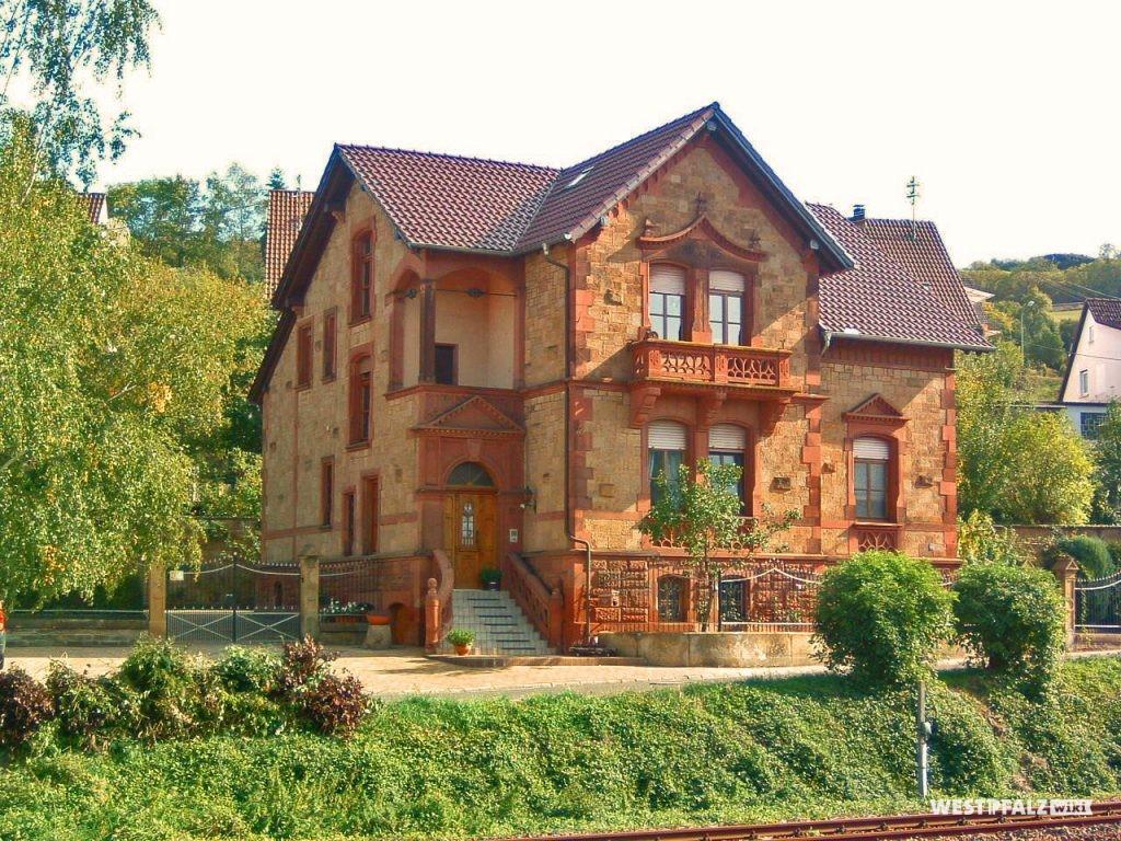 Wohnhaus der Gebrüder Spuhler in Alsenz