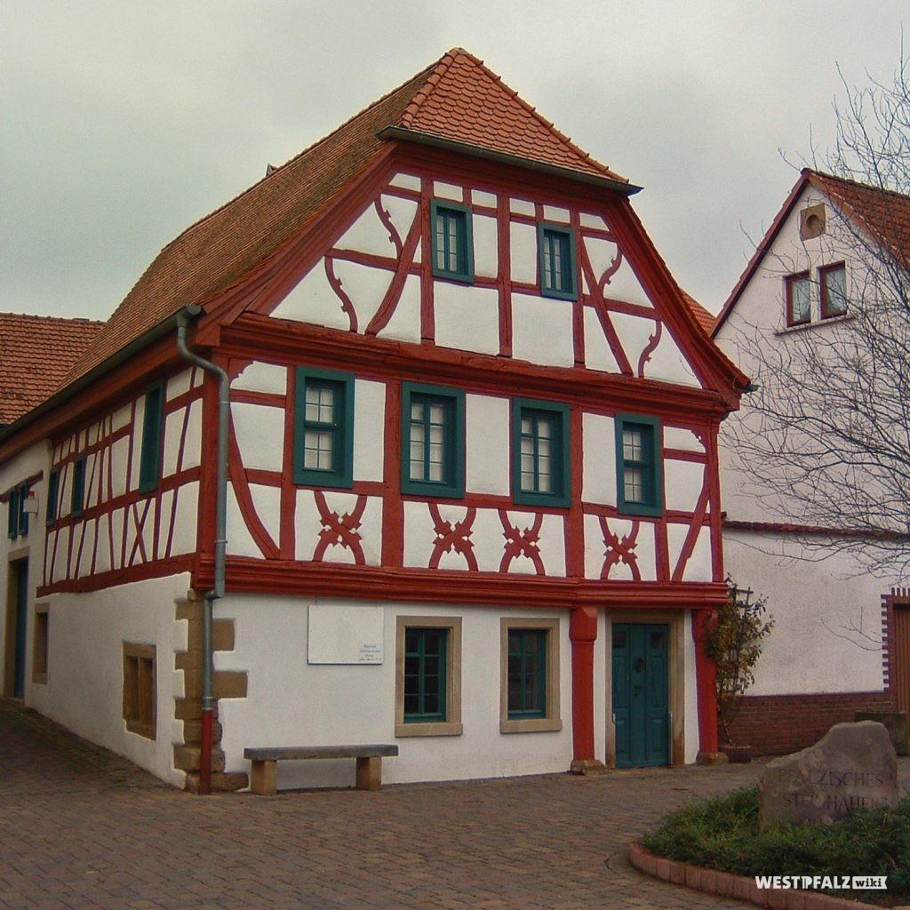 Das Steinhauermuseum in Alsenz ist die erste Station des Steinhauerrundweges in Alsenz