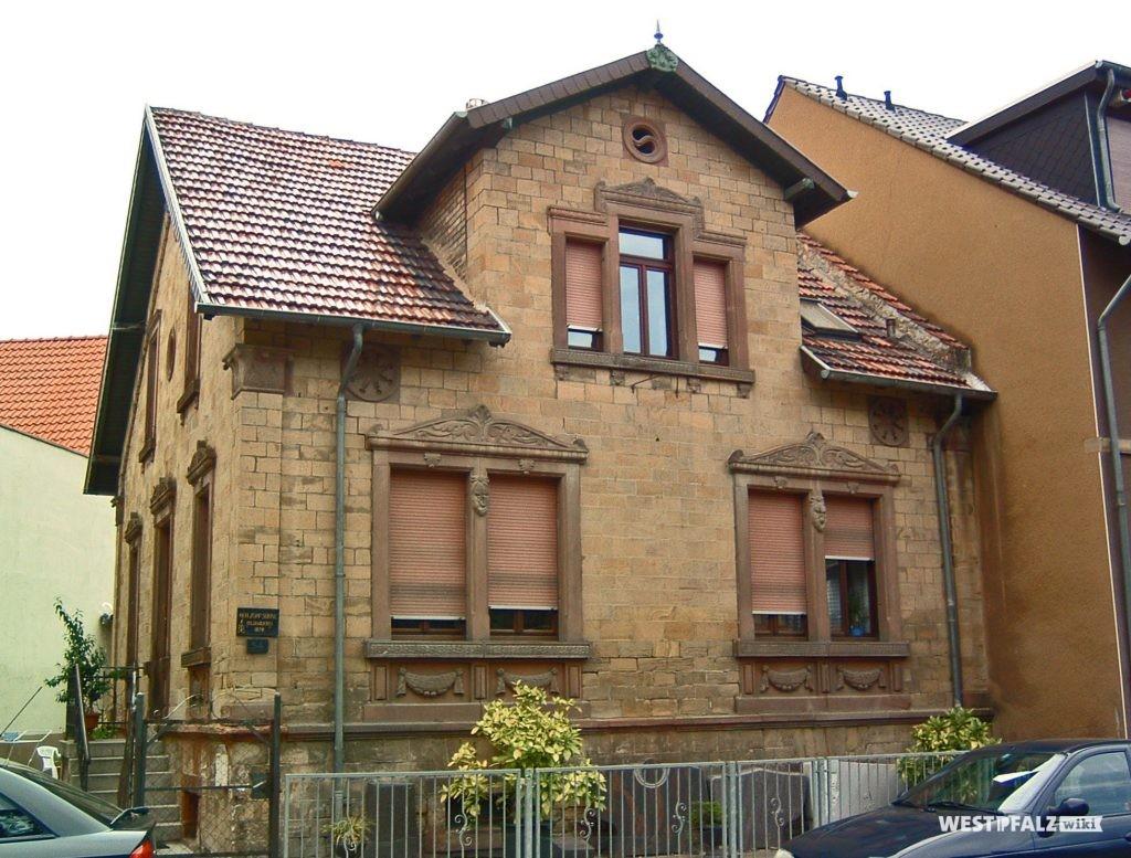 Das ehemalige Wohn- und Geschäftshaus Zepp