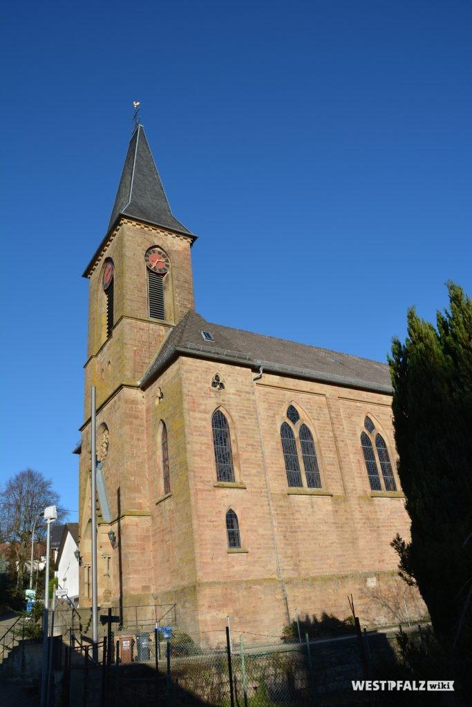 Katholische Kirche in Schallodenbach