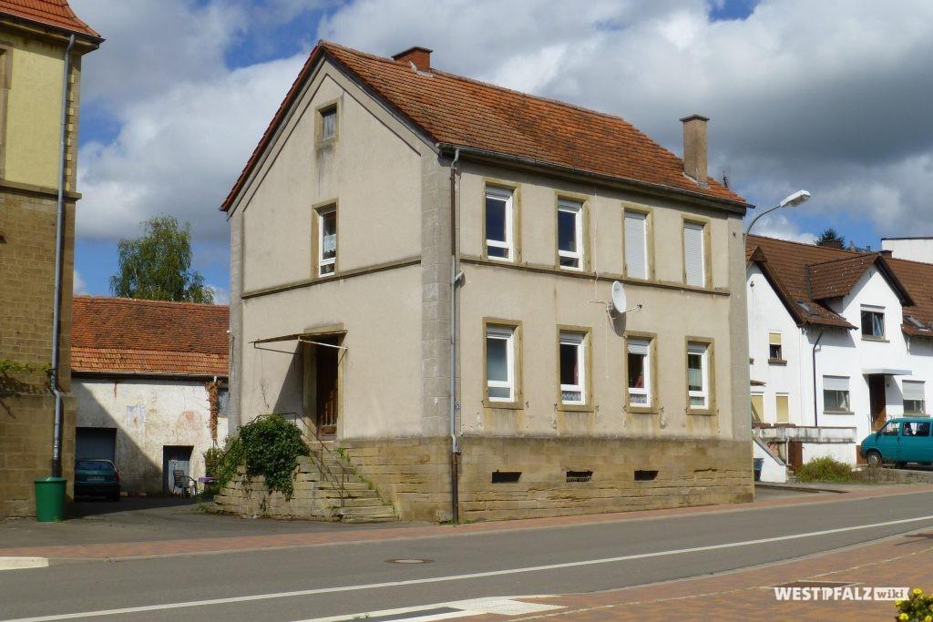Altes Schulhaus in Hinzweiler