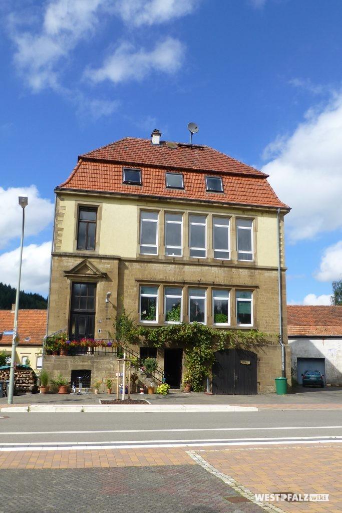 Neues Schulhaus in Hinzweiler