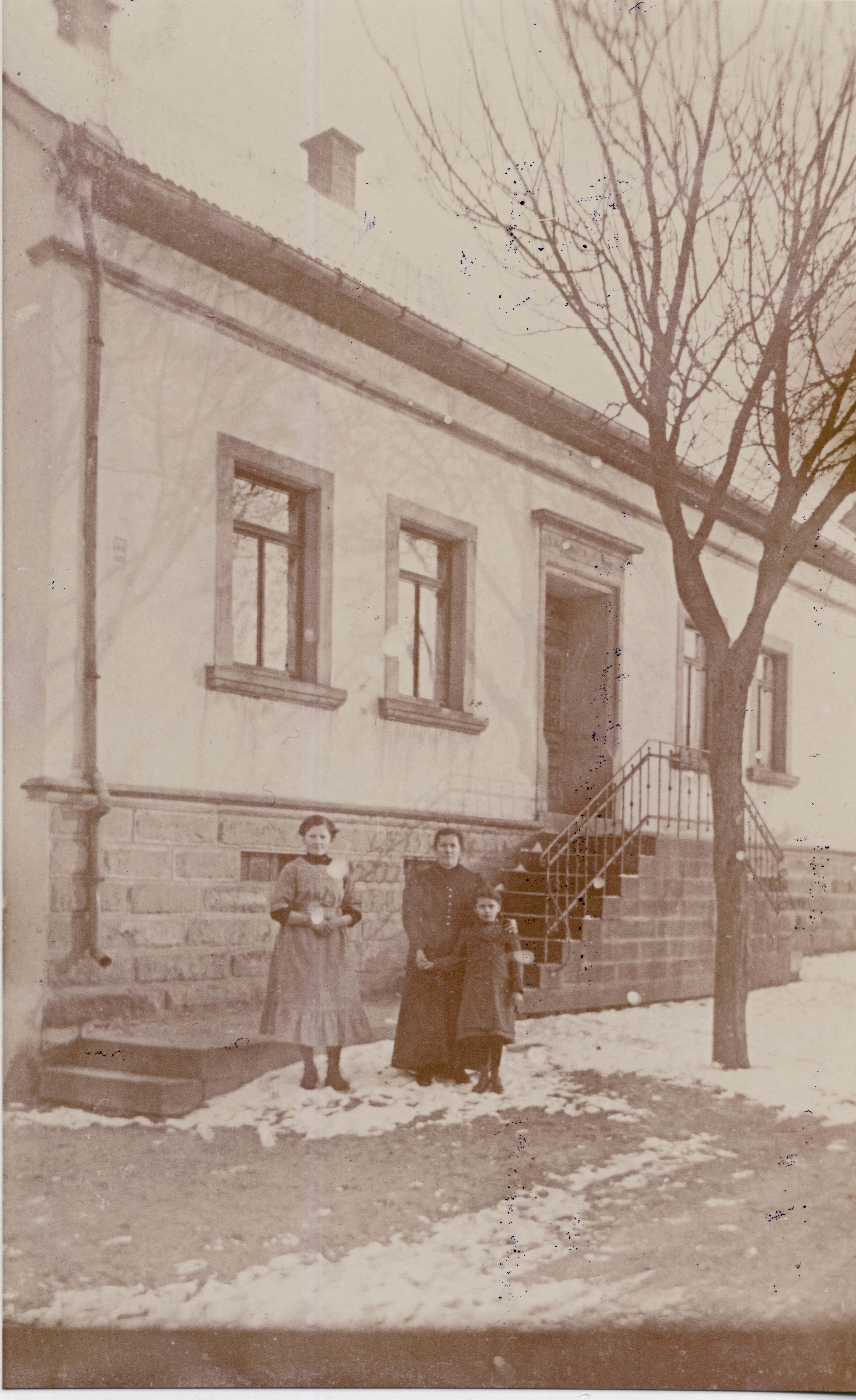 Wohnhaus Mahler in der Hauptstraße 65 in Hinzweiler