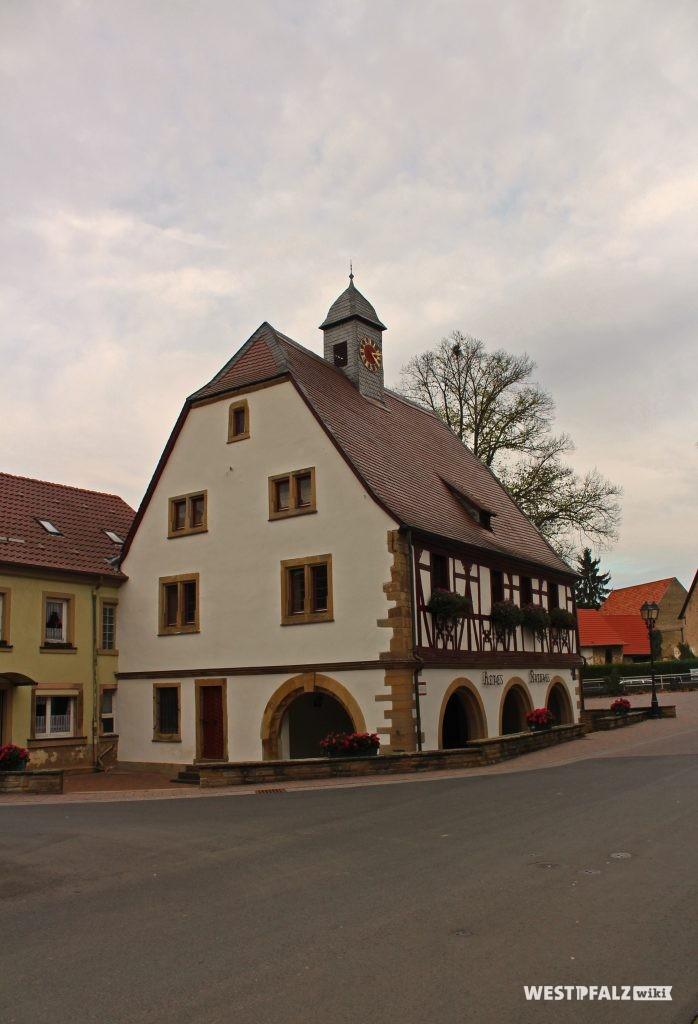 Altes Rathaus in Alsenz