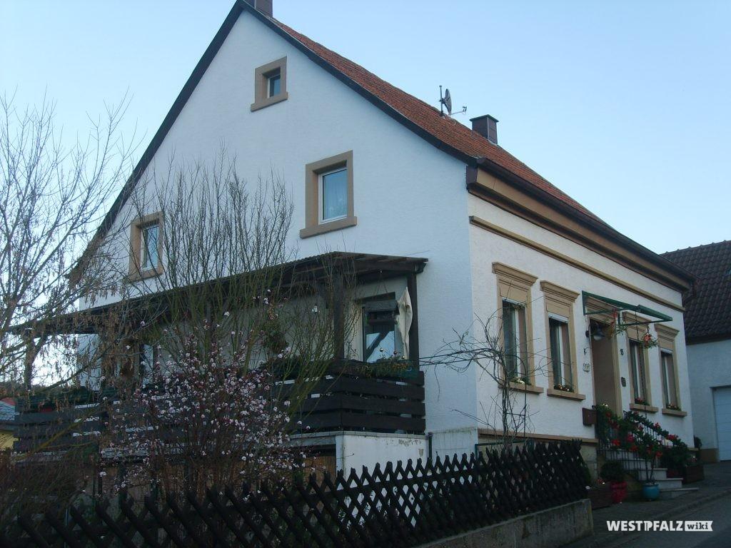 Ehemaliges Musikantenhaus Mühlberg 13 in Hinzweiler