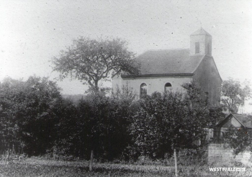 Kapelle von 1863