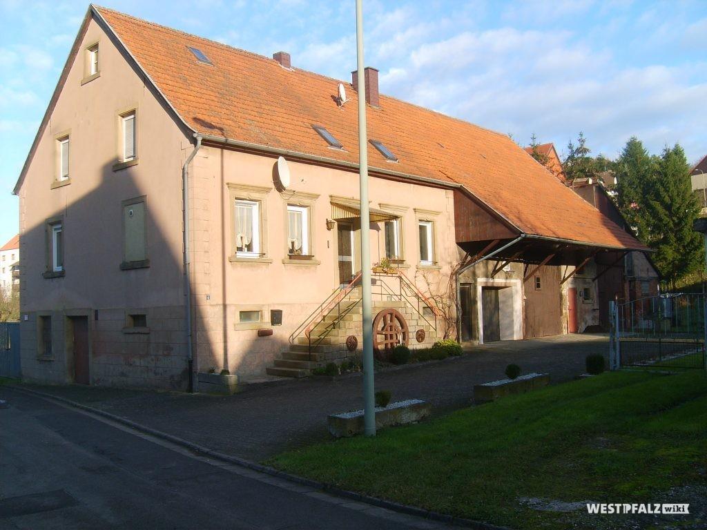 Ehemaliges Bauernhaus Wonnersch in Hinzweiler