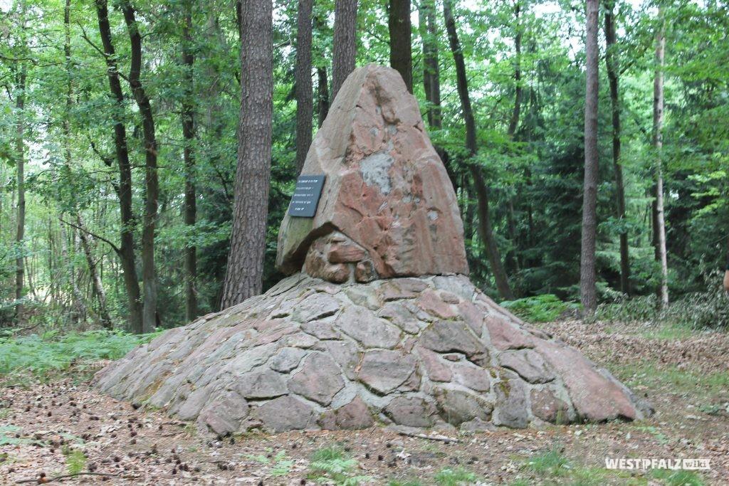 Köhldenkmal in Ramstein