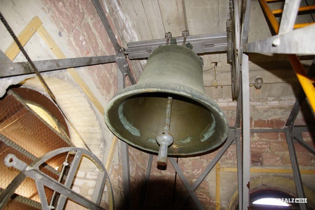 Protestantische Kirche - Glockenturm