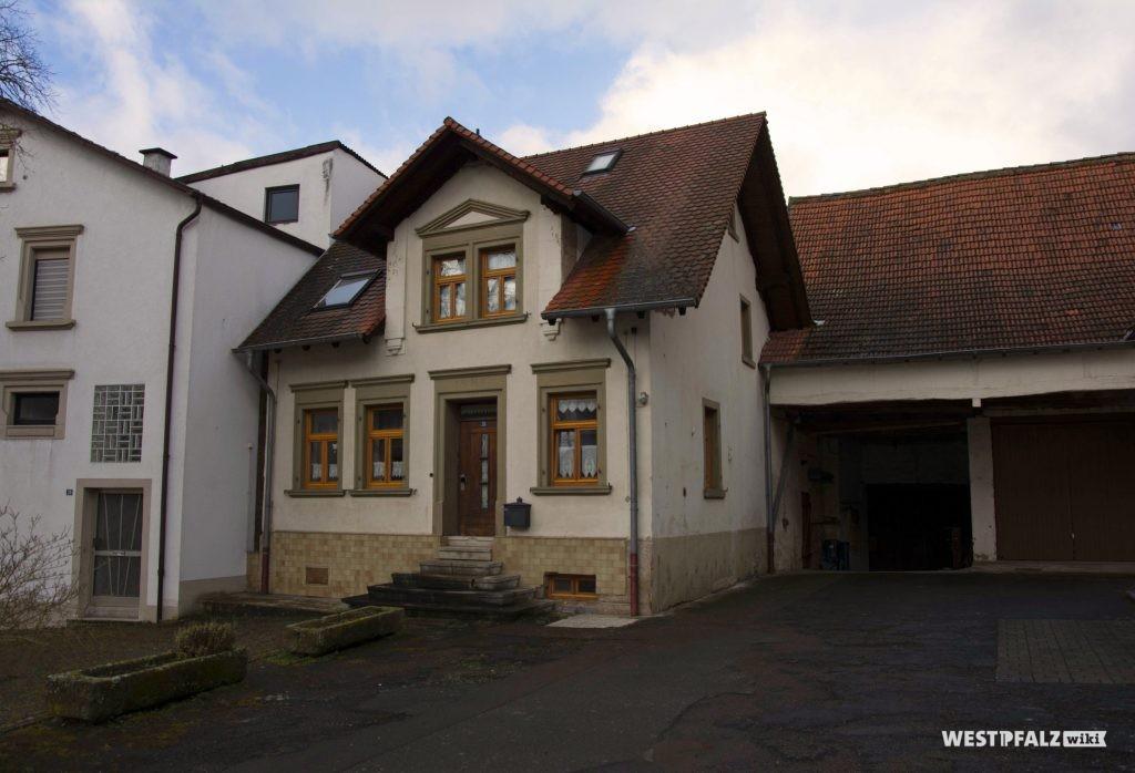 Gebäude der ehemaligen Poststation