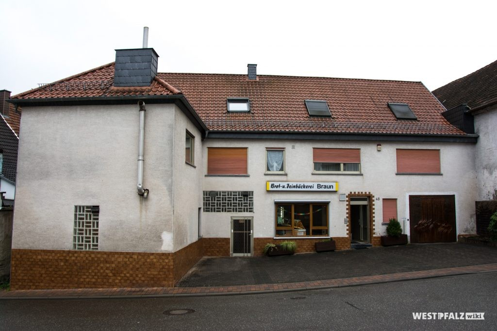 Bäckerei Braun in Hinzweiler