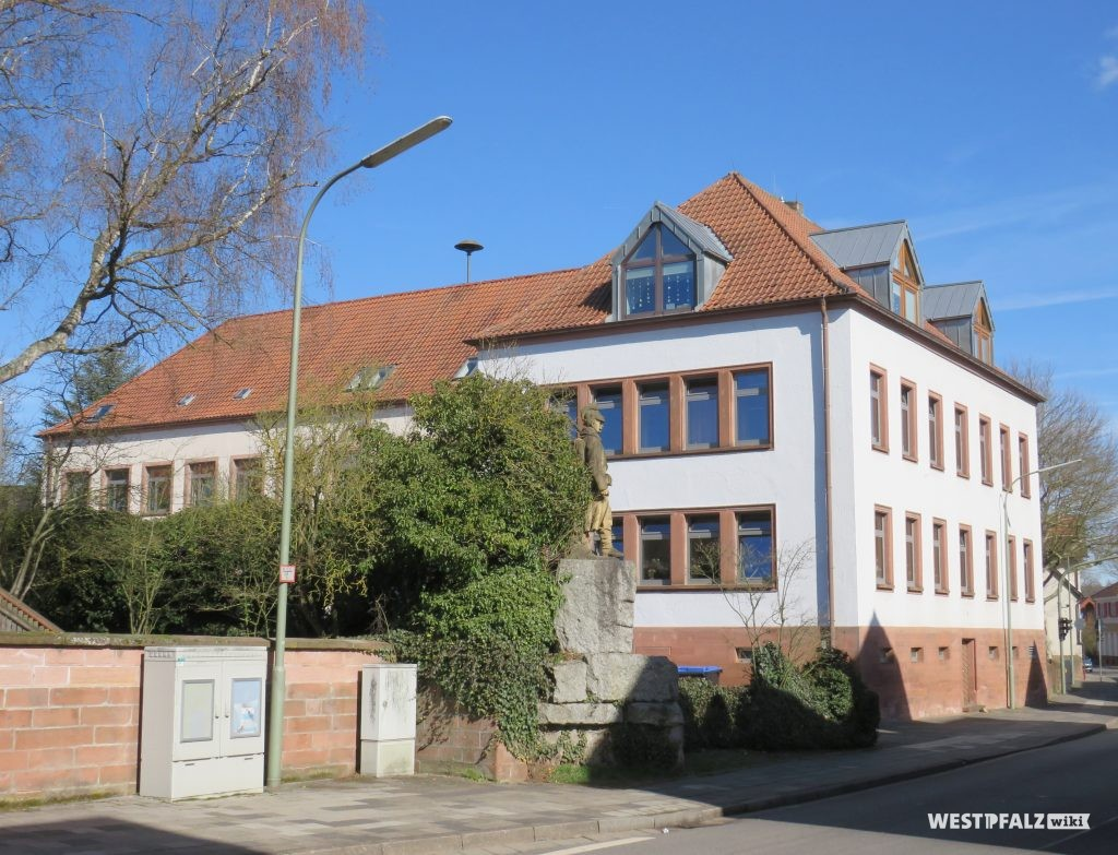 Grundschule in Erfenbach