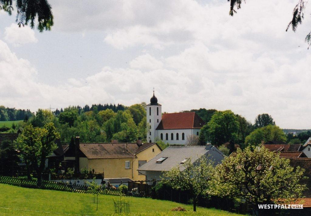 Katholische Kirche in Erfenbach