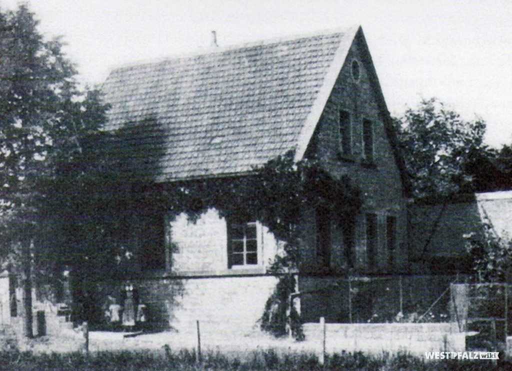 Ehemaliger Kindergarten in Erfenbach