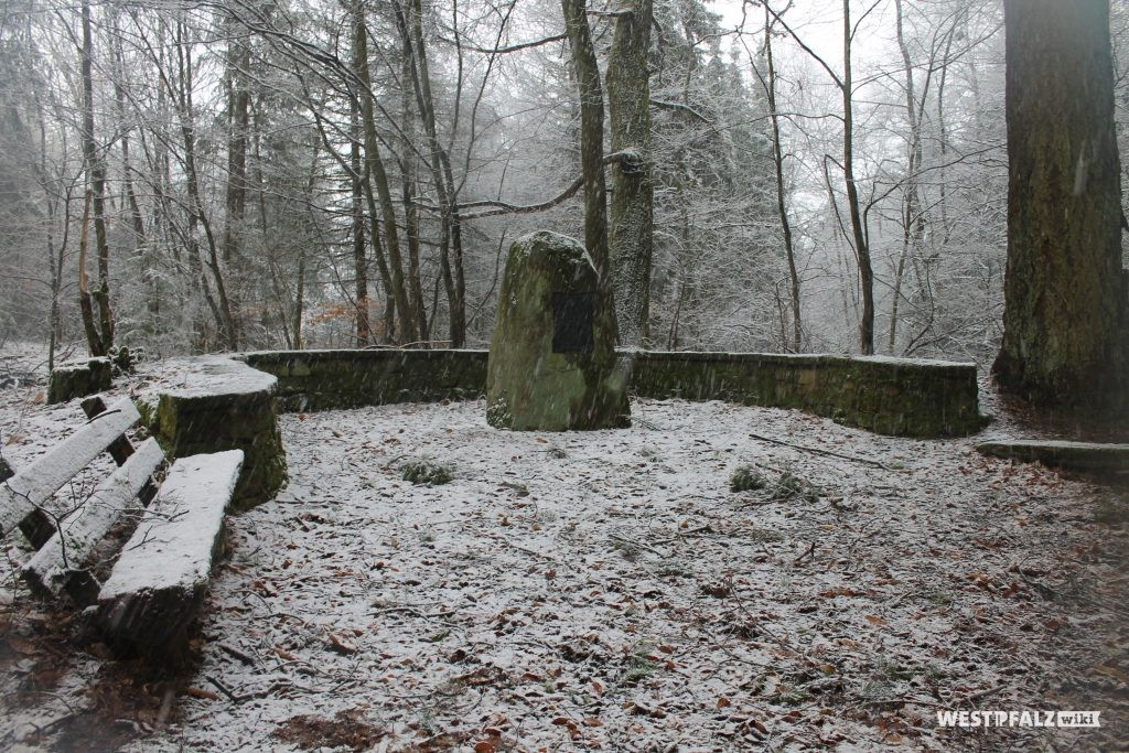 Denkmalanlage am Bartelsberg