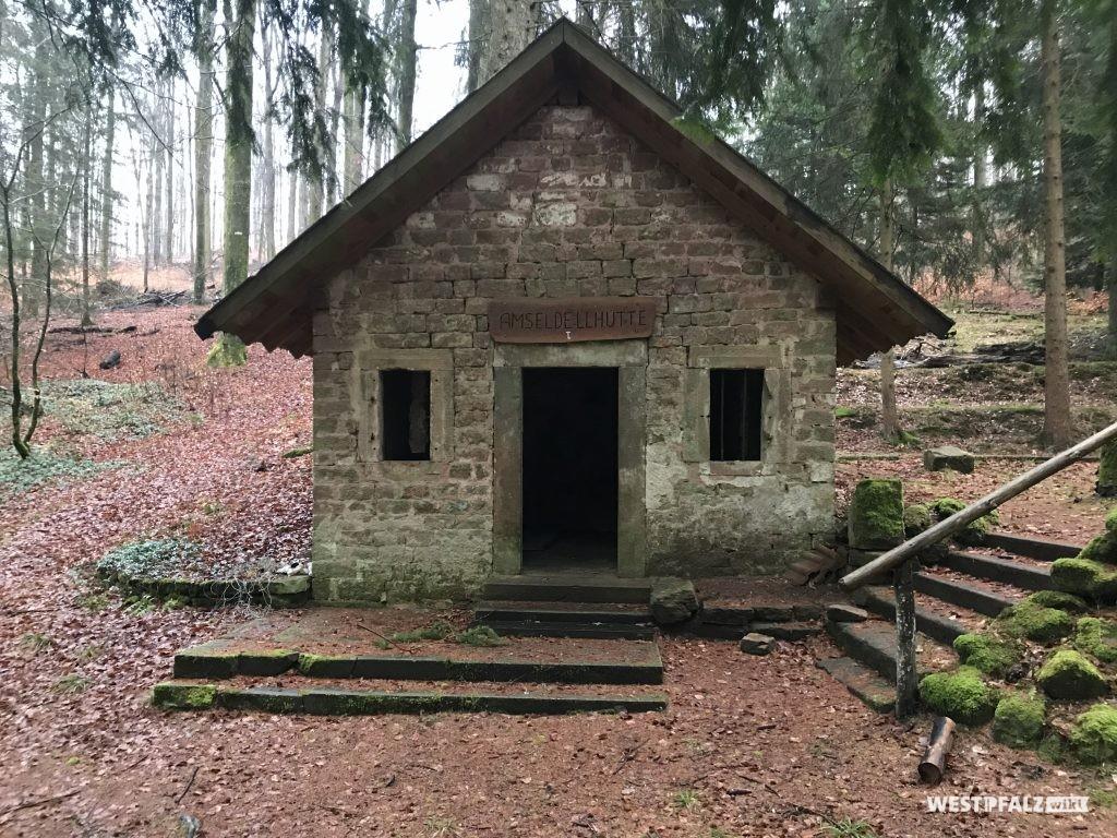 Amseldellhütte