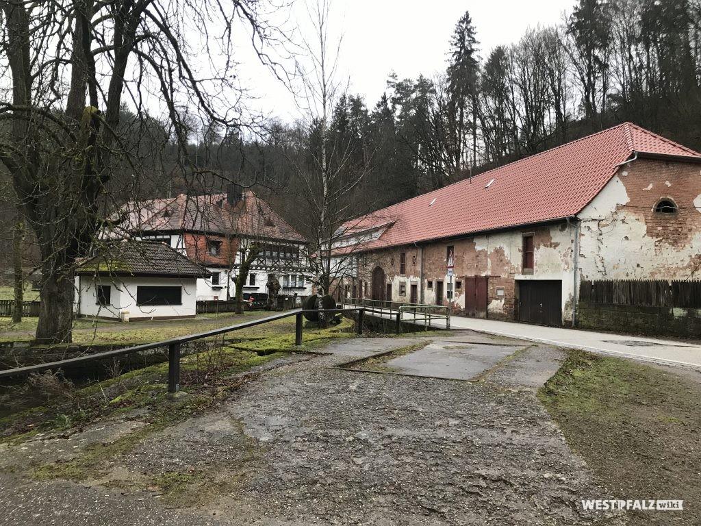 Wilensteiner Mühle bei Trippstadt