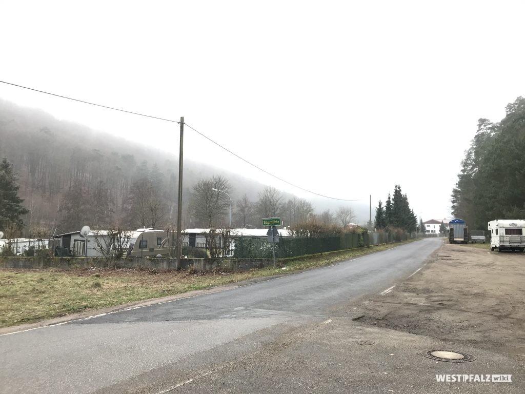 Östlicher Ortseingang - Vom Neuhof